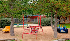 Apartments in Lawton with Play Area