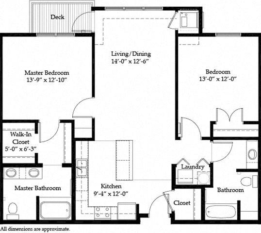 Como A Floor Plan 14