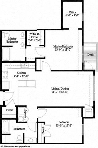 Como C Floor Plan 16
