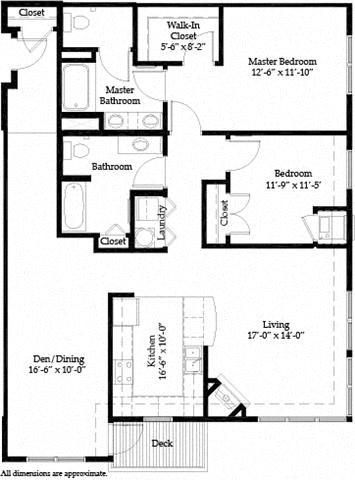 Crocus Hill B Floor Plan 18