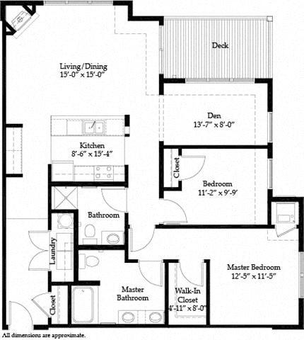 Grand Avenue A Floor Plan 19