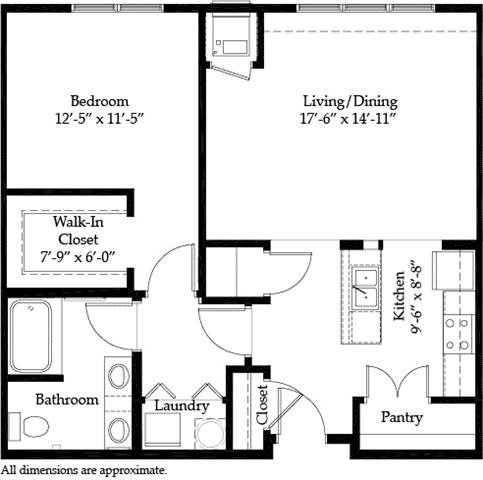 Highland B Floor Plan 2