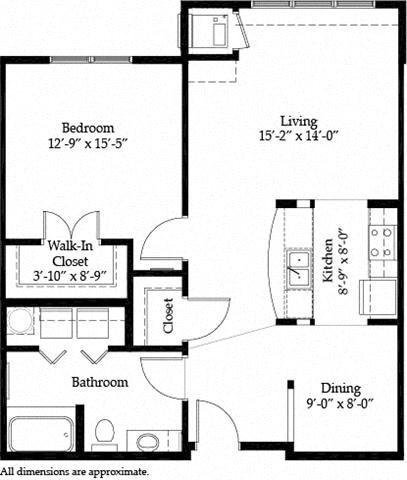 Macalester A Floor Plan 10