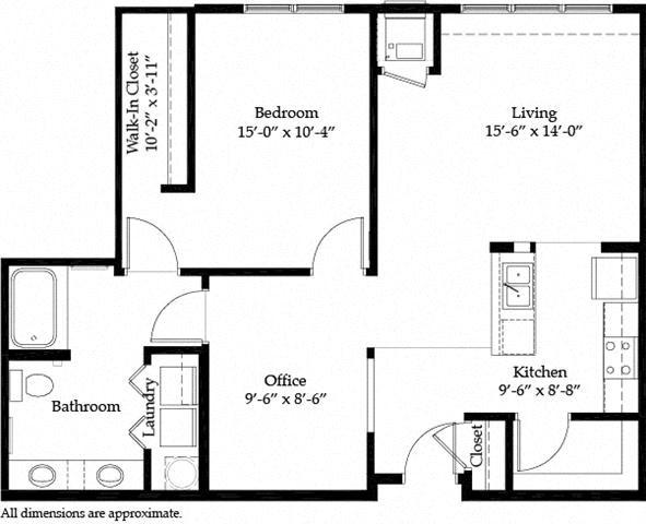 Macalester C Floor Plan 12
