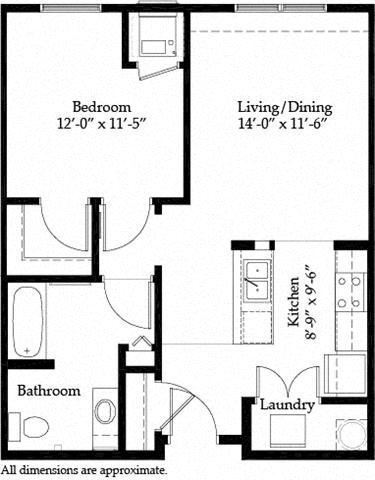 Merriam Park B Floor Plan 4