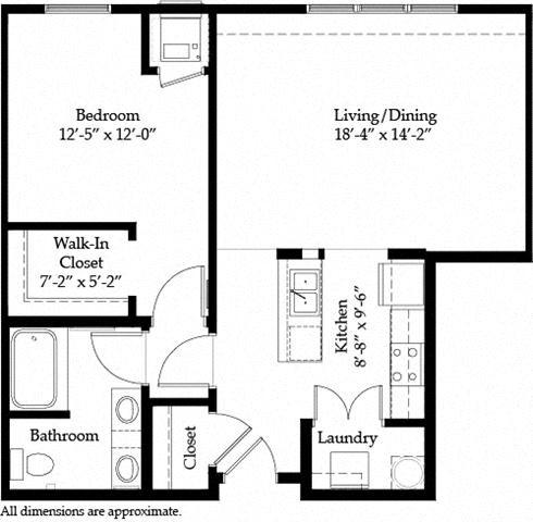 Merriam Park G Floor Plan 9