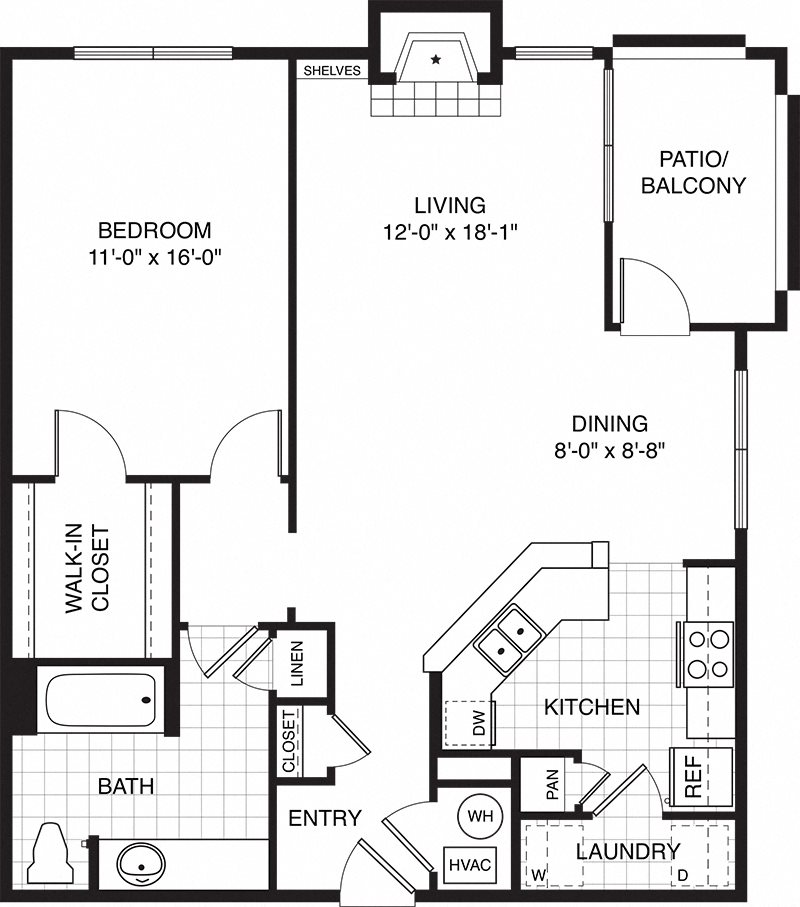 2 Bedroom Apartments for Rent in West Suburbs