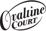 Welcome to Ovaltine Court in Villa Park, Illinois