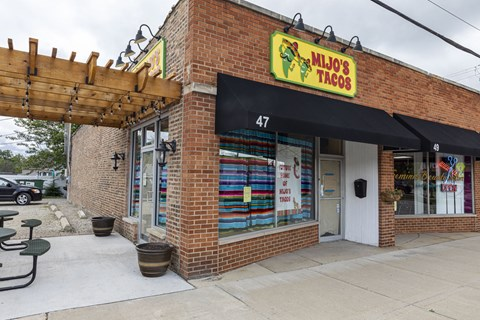Mijos Tacos in Villa Park Near Ovaltine Court