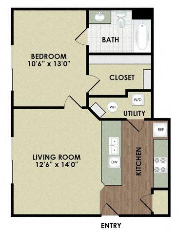 Floor Plans And Availability Central Park Apartments