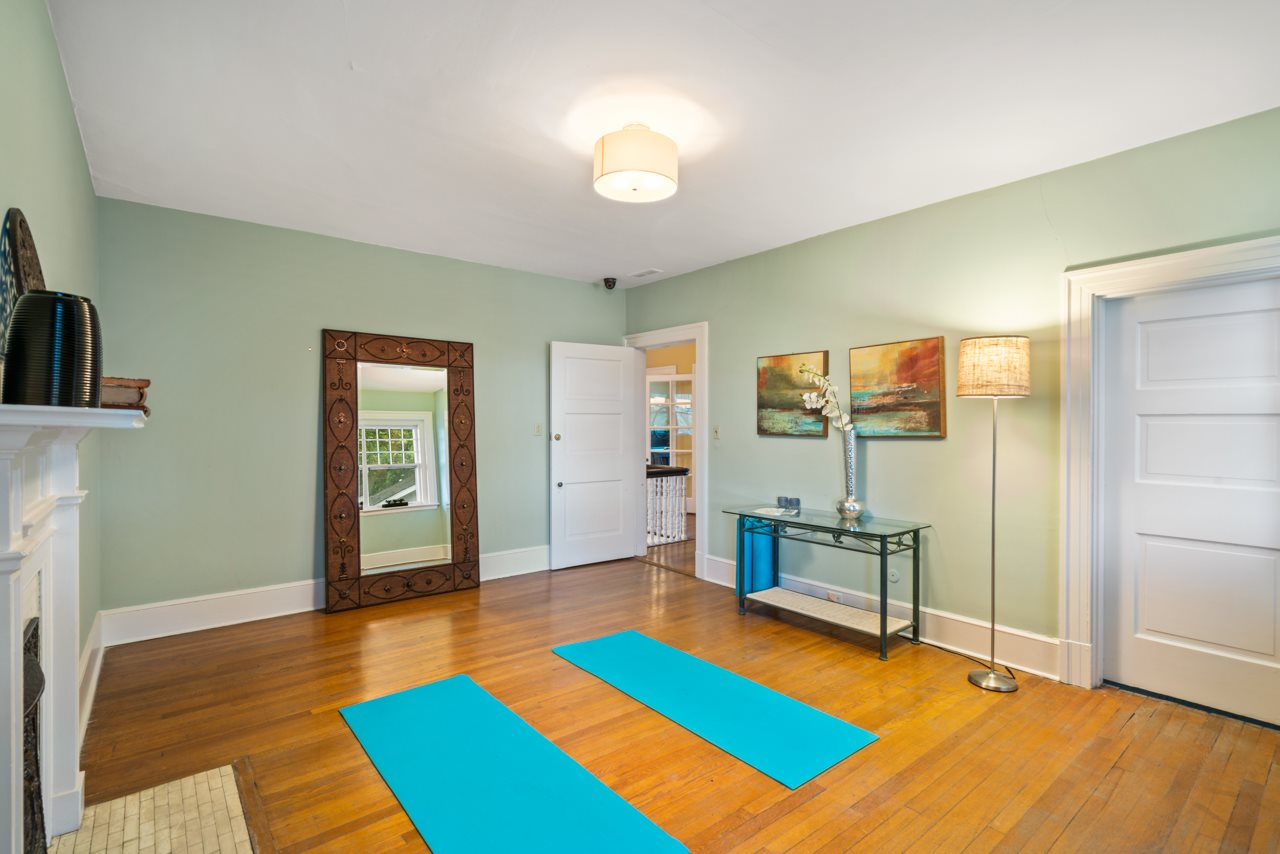 Residential Yoga Studio at Hawthorne Northside in North Carolina 28804