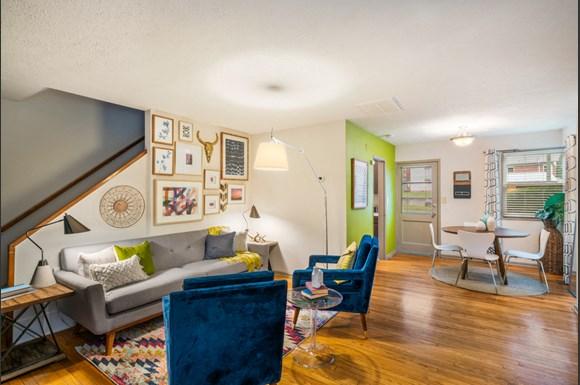 Brilliant Hawthorne Northside Apartments 600 Merrimon Avenue Interior Design Ideas Tzicisoteloinfo