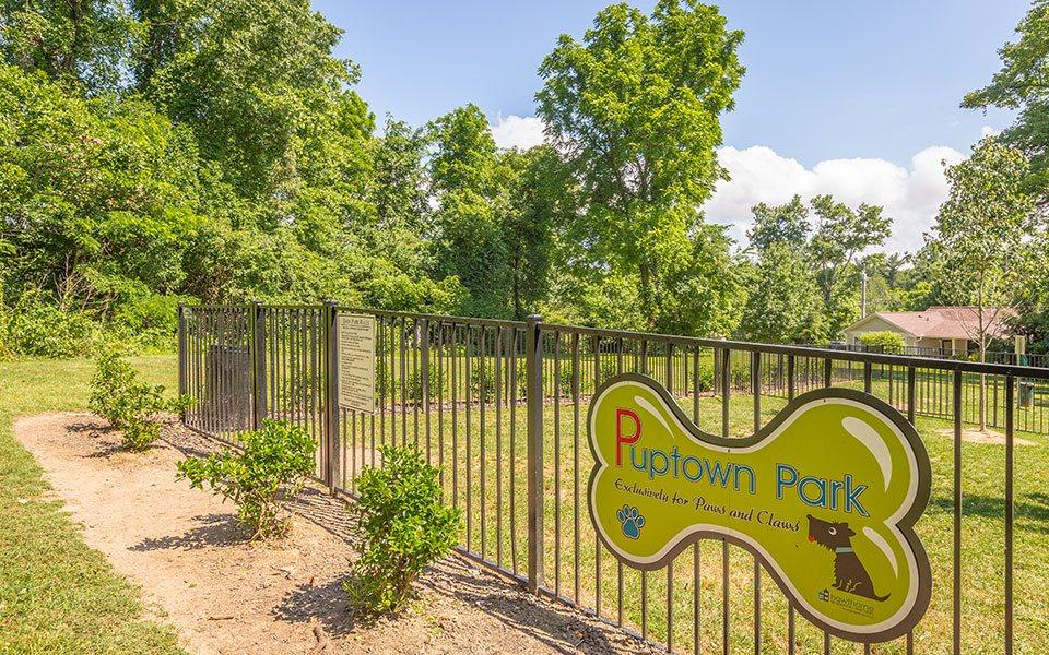 Pet Park at Hawthorne Northside, Asheville