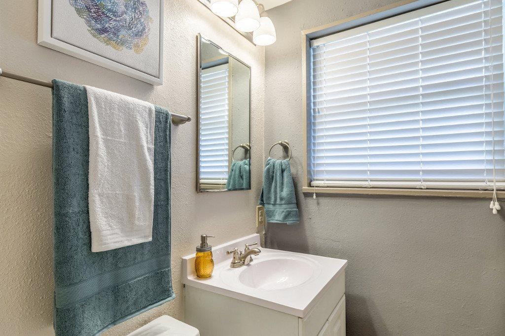 Bathroom at Hawthorne Northside, Asheville, NC 28804
