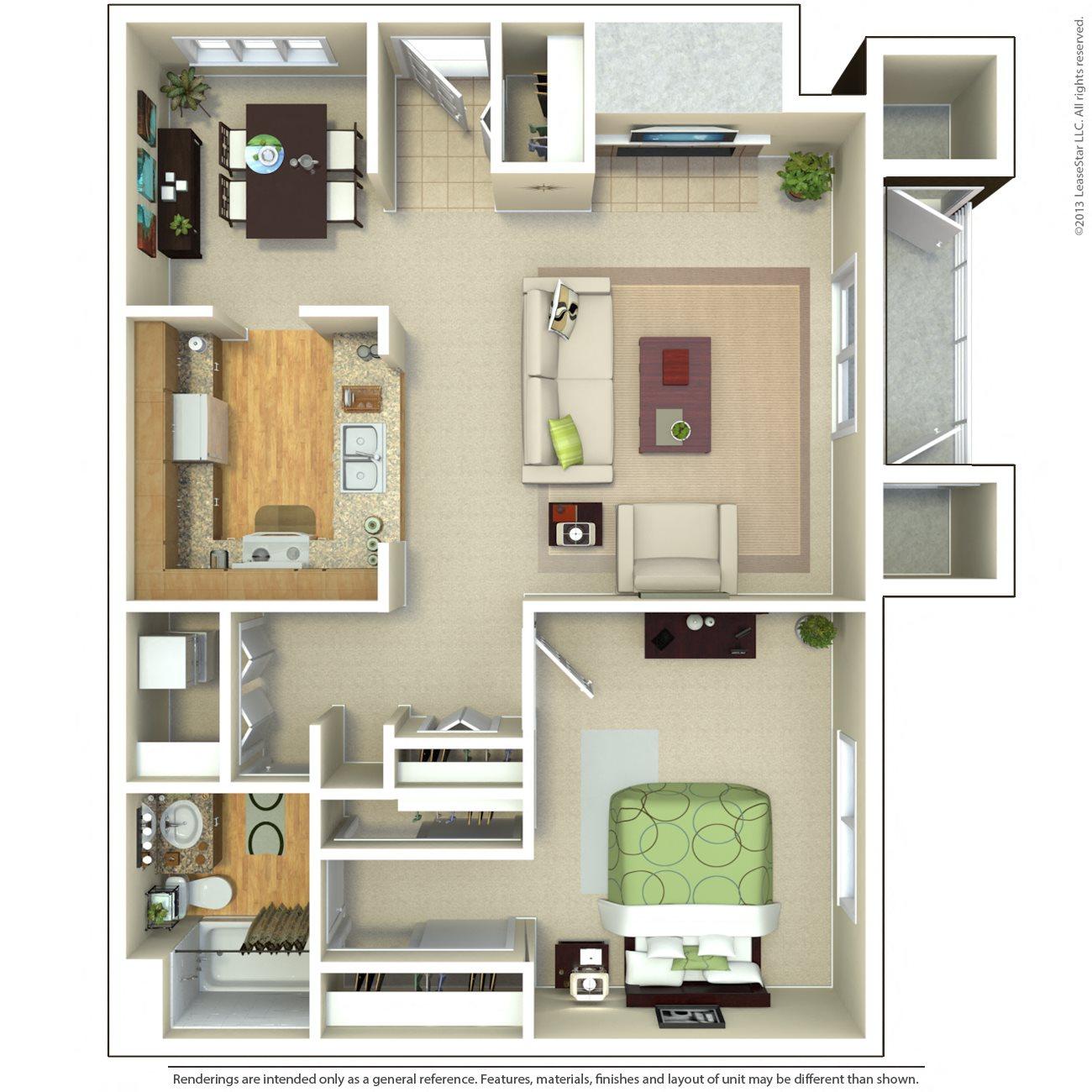 Knobs Pointe Apartments: Rush River Apartments EBrochure
