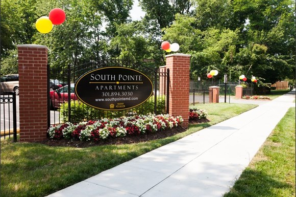 South Pointe Apartments In Temple Hills Md