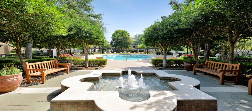 Saxony At Chase Oaks Apartments In Plano Tx