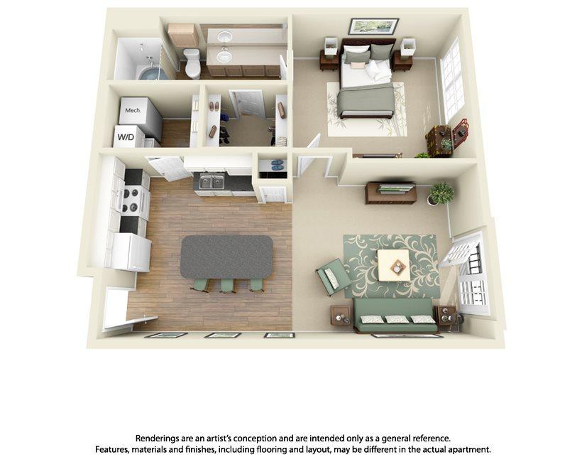 A2 Floor Plan 5
