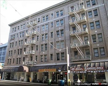 146 Mcallister Street Studio-1 Bed Apartment for Rent Photo Gallery 1