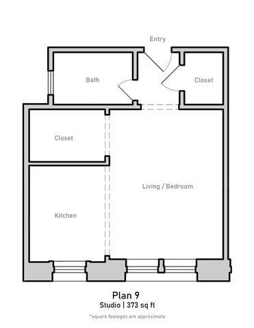 Studio - Plan 9