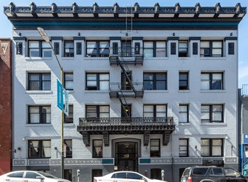 750 O'farrell Street Studio Apartment for Rent Photo Gallery 1