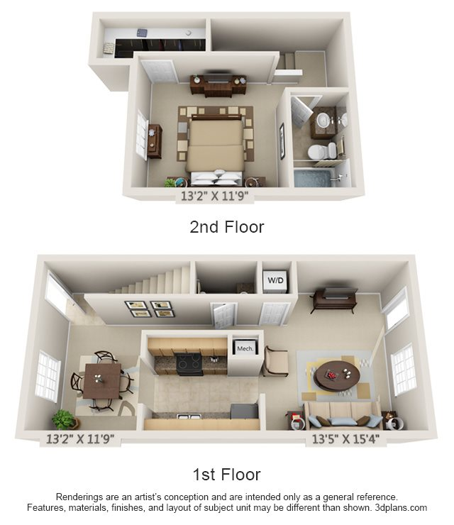 The Lexington Floor Plan 2