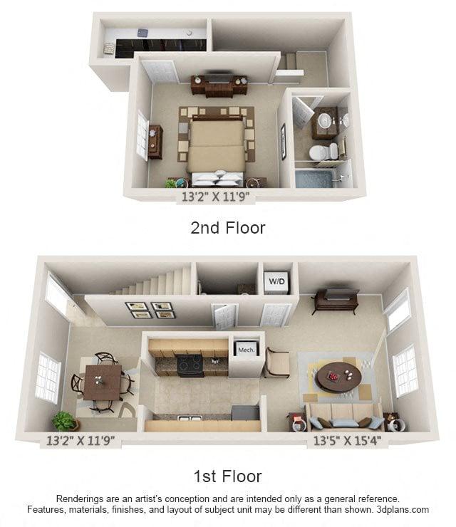 The Lexington Floor Plan 2