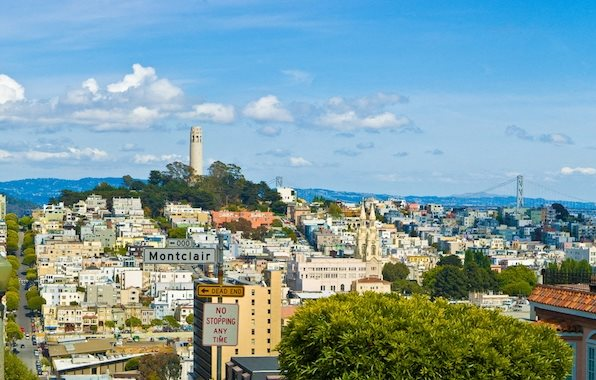 San Francisco background 1