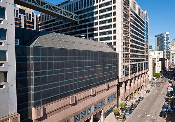 Eastern View from The Taylor Suites