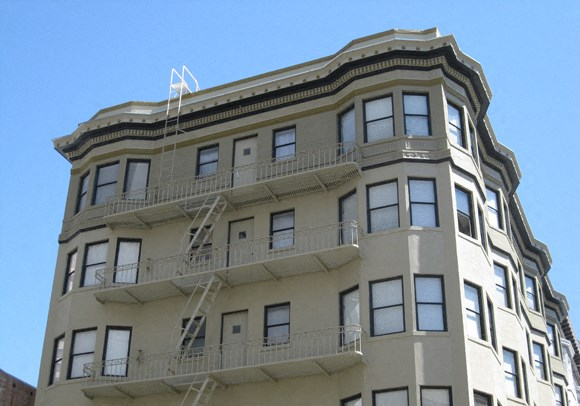 Picture of the Building's Exterior