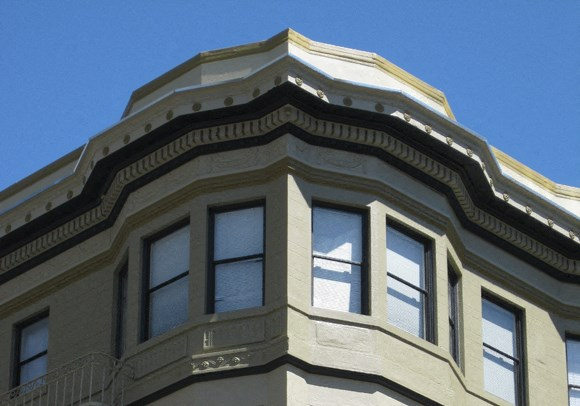 Picture of the Original Architecture and Old World Charm at The Taylor Suites