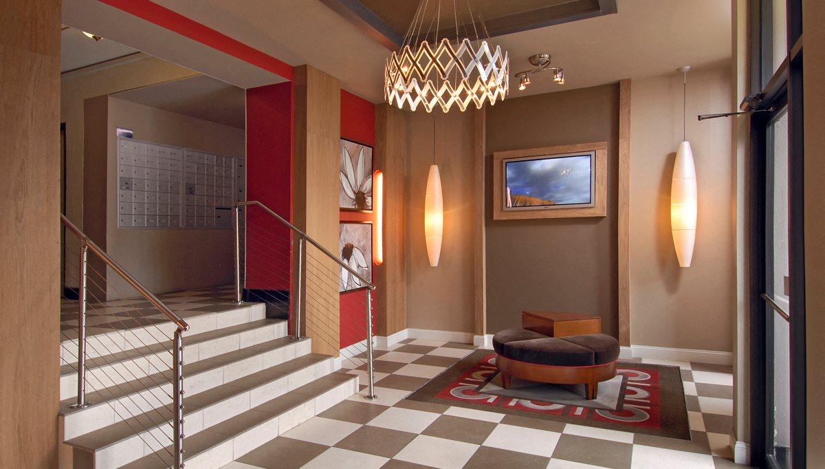Stylish Lobby at Ravenel, Washington