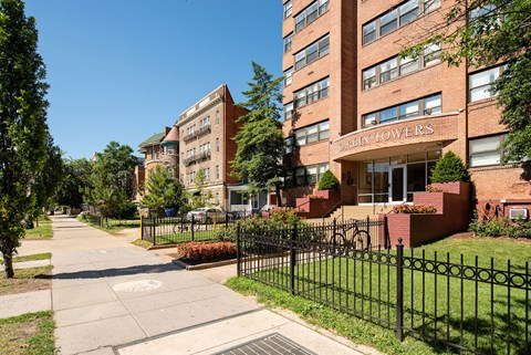 Corporate Leases Available at Sarbin Towers, Washington, DC