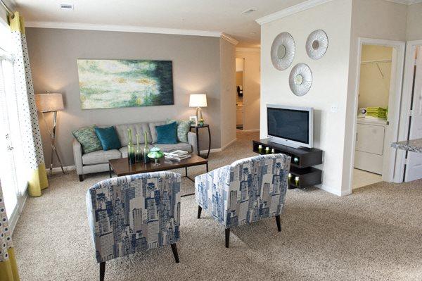 Luxury apartment interiors at Sterling Magnolia, NC, 28211