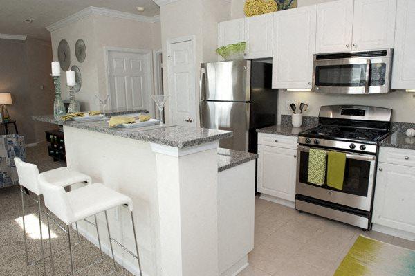 Open kitchens at Sterling Magnolia, North Carolina, 28211