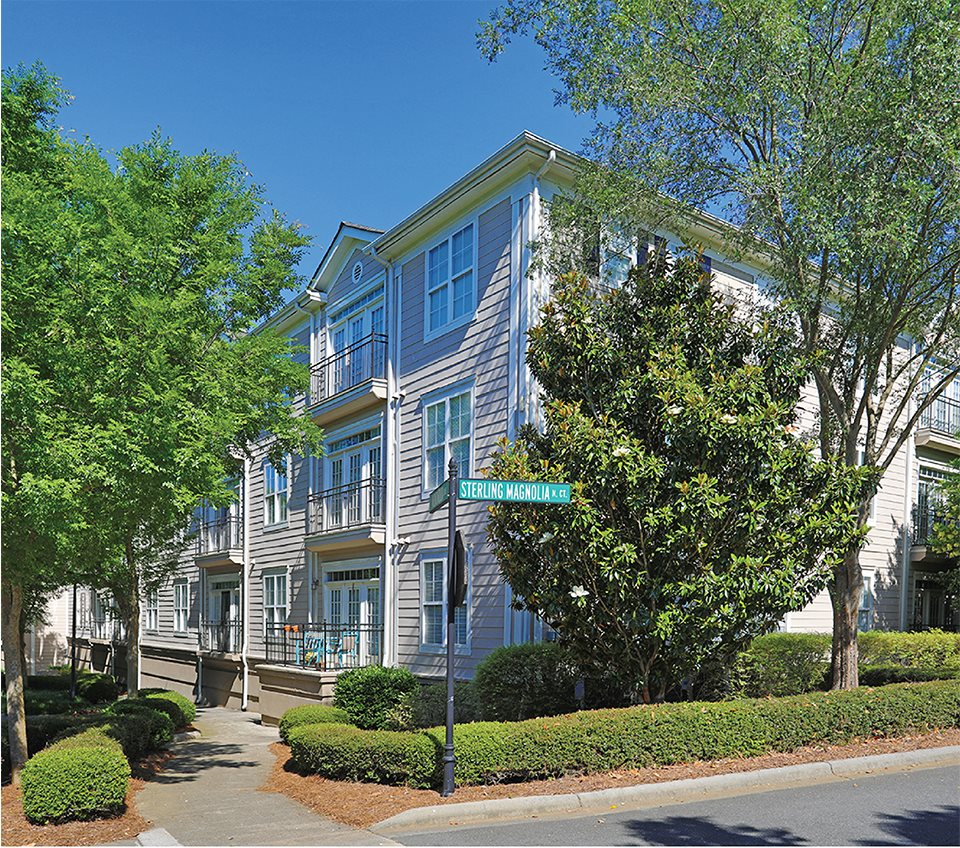 Apartments In Charlotte Nc: Sterling Magnolia Apartments