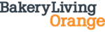 Bakery Living Orange Logo