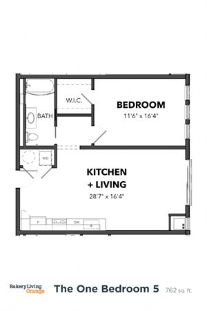 The 1 Bedroom 5