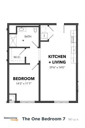The 1 Bedroom 7 (ADA)