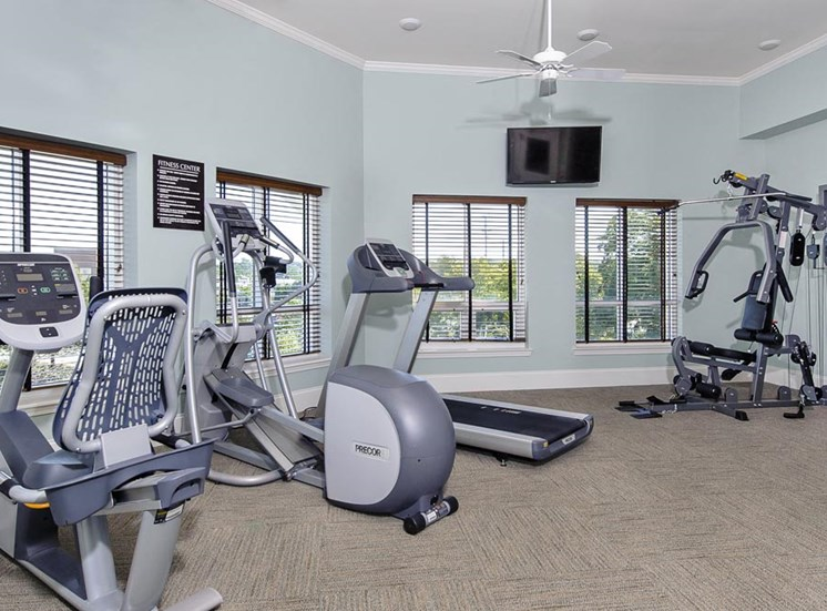 Walton Renaissance on Henderson Fitness Center, Marietta GA