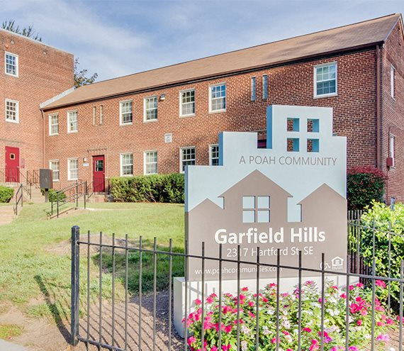 Garfield Park Apartments: Apartments In Washington, DC