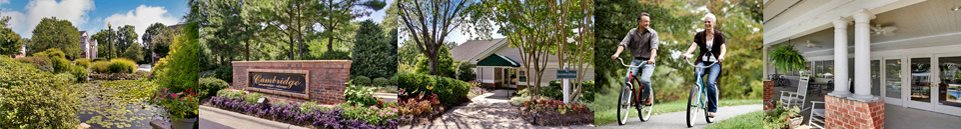 Nature Friendly Community at Cambridge Apartments, Raleigh, NC 27615