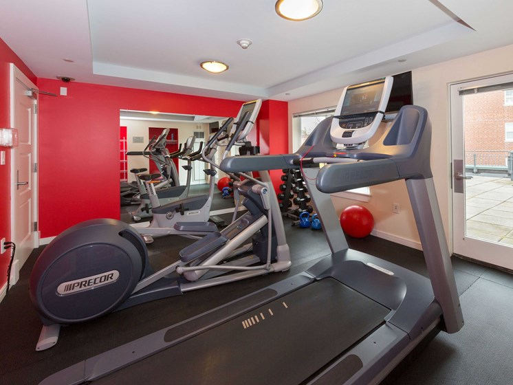 Professional Grade Fitness Center at Marion Square, Brookline, MA