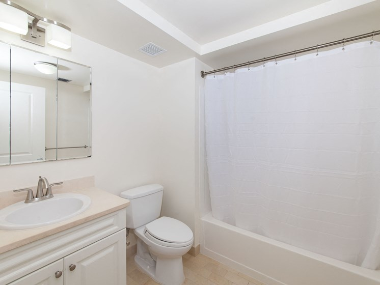 Spa-Inspired Bathrooms with Large Soaking Tub at Marion Square, Brookline, 02446