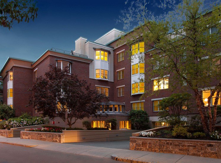 Convenient Mid-Rise Living at Marion Square, Brookline, 02446