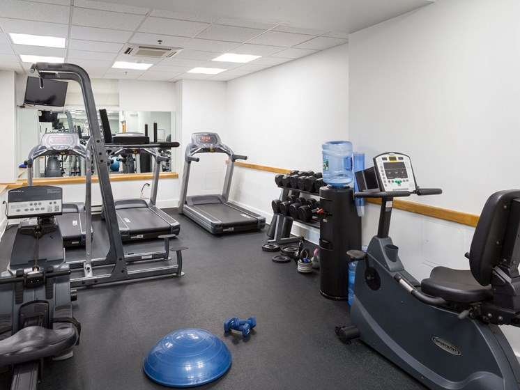 High Endurance Fitness Center at Pelham Hall, Brookline, MA
