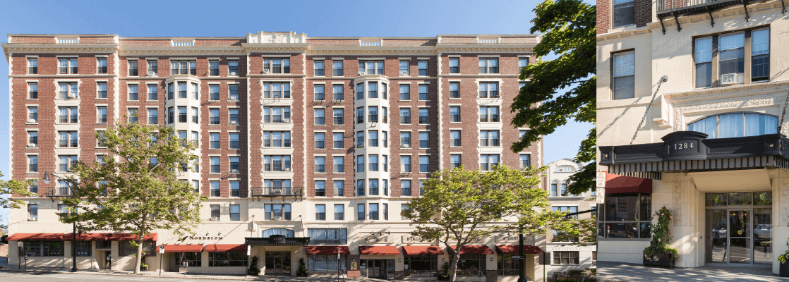 Situated right on Subway Green Line - Cleveland Circle