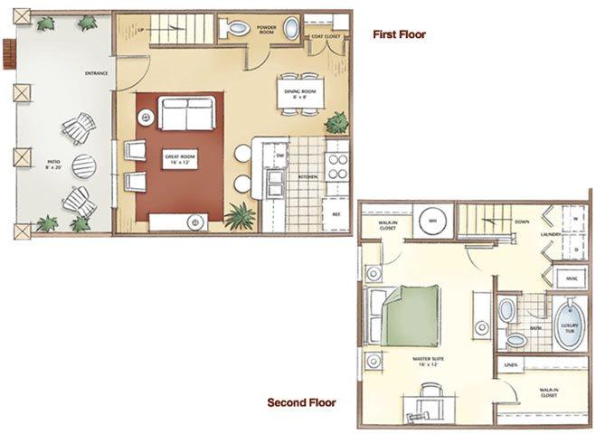 The Addington Floor Plan 2