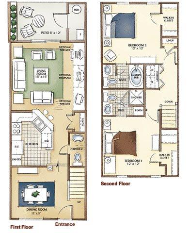 The Norwood Floor Plan 4