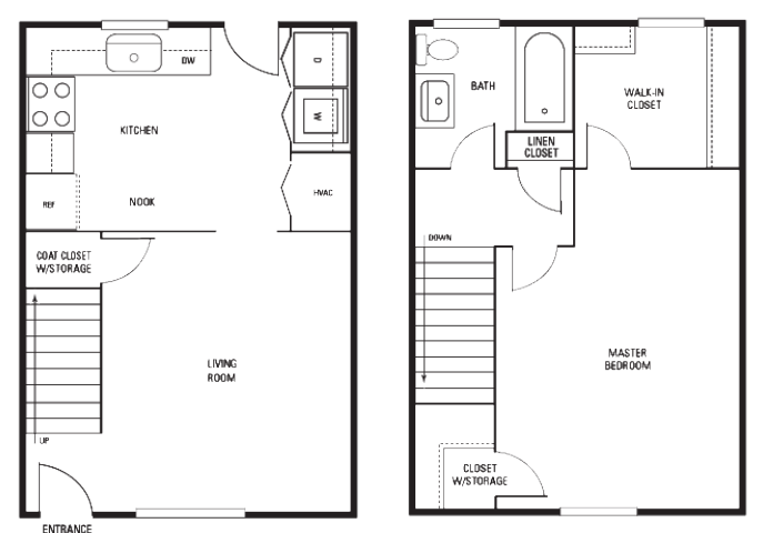 Newbury Floor Plan 3